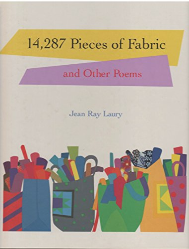 14,287 Pieces of Fabric and Other Poems