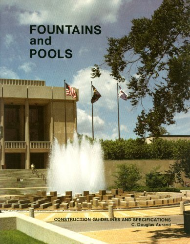9780914886334: Fountains and pools: Construction guidelines and specifications