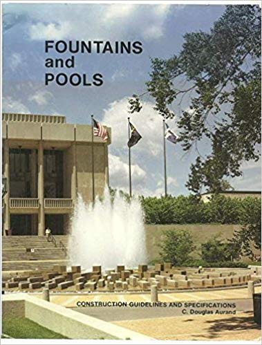 9780914886341: Fountains and Pools: Construction Guidelines and Specifications