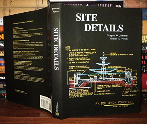 Site Details: Jameson, Gregory W.; Versen, Michael A.