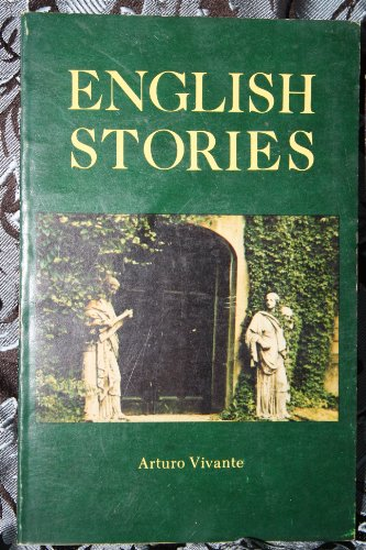 English stories (Street Fiction Press softcover ; no. 27-8): Vivante, Arturo