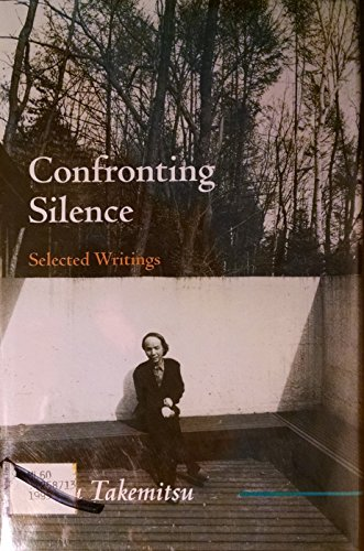 9780914913313: Confronting Silence: Selected Writings (Fallen Leaf Monographs in Contemporary Composers)