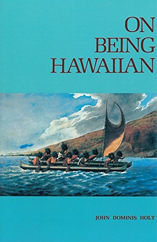 9780914916239: On Being Hawaiian