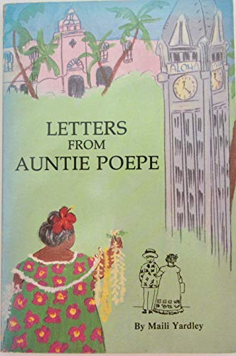 9780914916673: Letters from Auntie Poepe