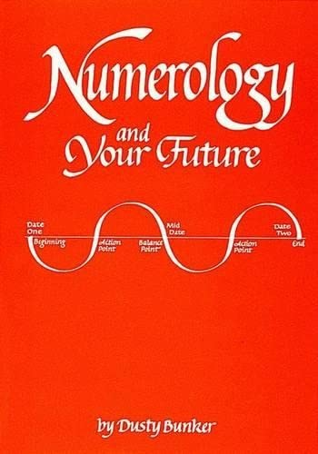 9780914918189: Numerology and Your Future
