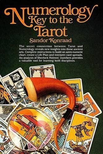 9780914918455: Numerology: Key to the Tarot