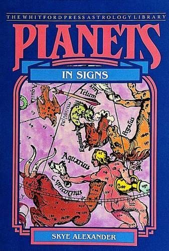 9780914918790: Planets in Signs (The Planet Series)