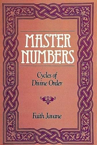 9780914918813: Master Numbers: Cycles of Divine Order