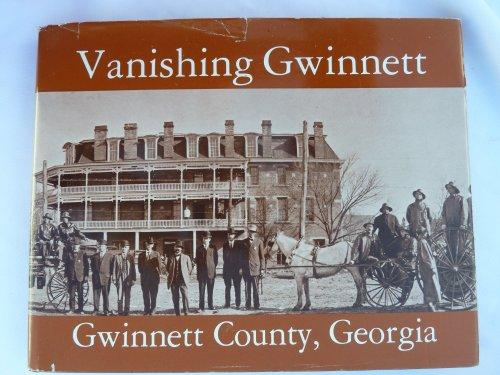 Vanishing Gwinnett, Gwinnett County, Georgia: Stancil, W. Dorsey