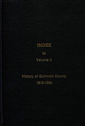 Index to J. C. FlaniganÕs History of: CATES, Donald W.