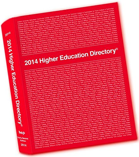 2014 Higher Education Directory