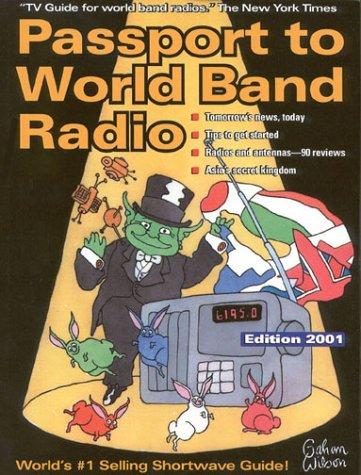 Passport to World Band Radio 2001: Magne, Lawrence