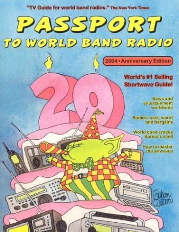 Passport to World Band Radio: Number One: Magne, Lawrence
