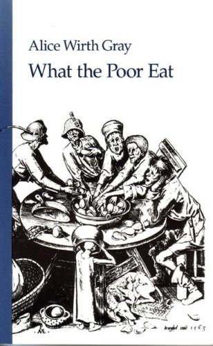 9780914946991: What the Poor Eat (Cleveland State University Poetry)