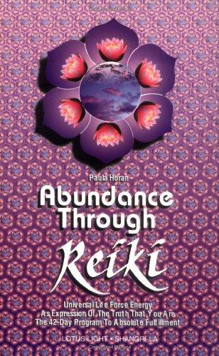 9780914955252: Abundance Through Reiki