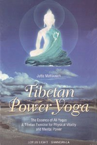 9780914955306: Tibetan Power Yoga