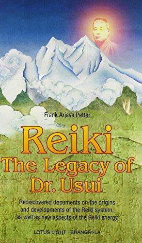 9780914955566: Reiki: The Legacy of Dr.Usui (Shangri-La)