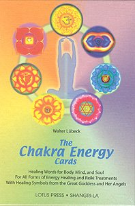 The Chakra Energy Cards : Healing Words: Lubeck, Walter