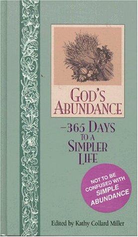 9780914984979: God's Abundance: 365 Days to a Simpler Life