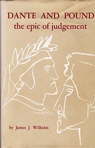9780915032013: Dante and Pound: The Epic of Judgement