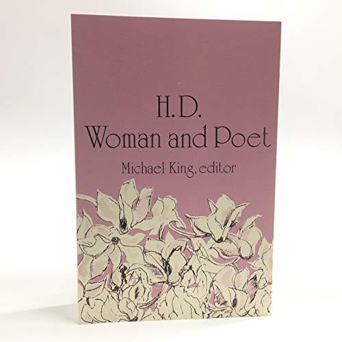 9780915032693: H.D.: Woman and Poet (Modern Poet Series)
