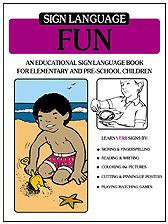 9780915035021: Sign Language Fun