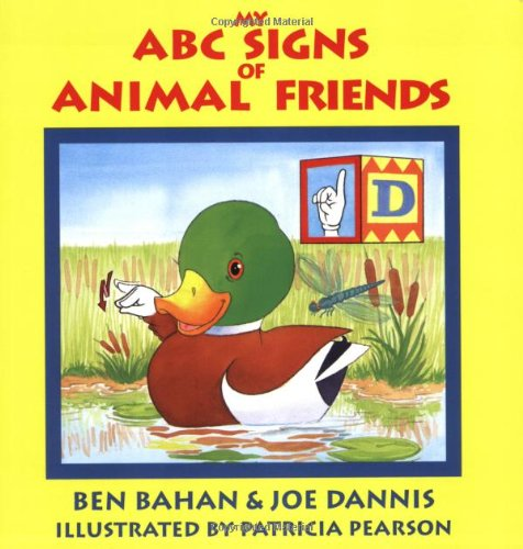 9780915035311: My ABC Signs of Animal Friends