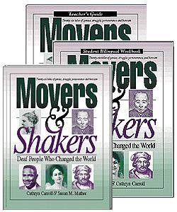 Movers and Shakers: Deaf People Who Changed: Carroll, Cathryn; Mather,