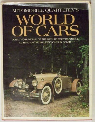 9780915038565: World of Cars