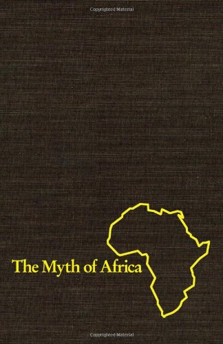 9780915042043: The Myth of Africa
