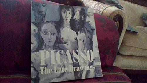 Picasso: The Late Drawings: Hoffeld, Jeffrey;Picasso, Pablo