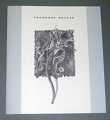 9780915057528: Theodore Roszak: Sculpture and Drawings, 1942-1965 [exhibition: Sep. 24- Oct. 26, 1994]