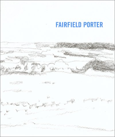 Fairfield Porter, Drawings From the Estate: Spring, Justin