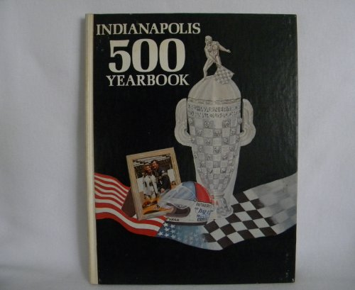 The Indianapolis 500 Yearbook Volume IV Number: Carl Hungness