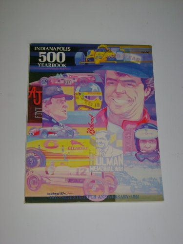 9780915088560: Indianapolis 500 Yearbook 1991