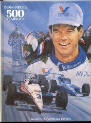 Indianapolis 500 Yearbook 1992 Twentieth Anniversary Edition