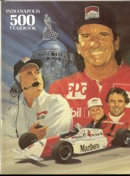 Indianapolis 500 Yearbook 1993: BICKHART, Terry, Tim