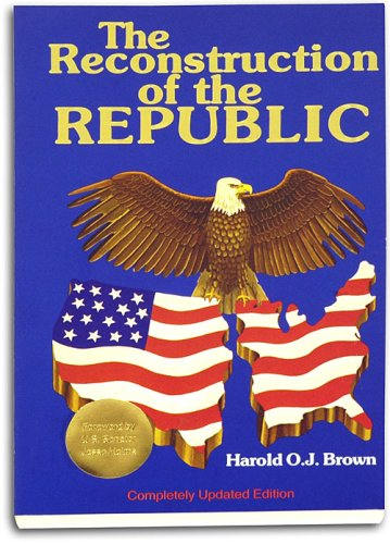 9780915134861: The Reconstruction of the Republic