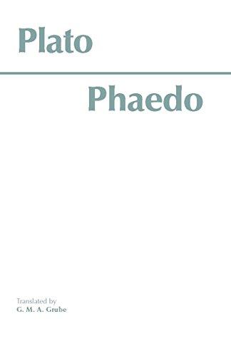 9780915144181: Plato's Phaedo