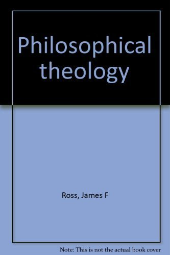 9780915144686: Philosophical Theology (Revised)
