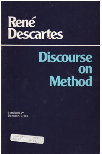 9780915144839: Discourse on the Method for Rightly Conducting One's Reason and for Seeking Truth in the Sciences