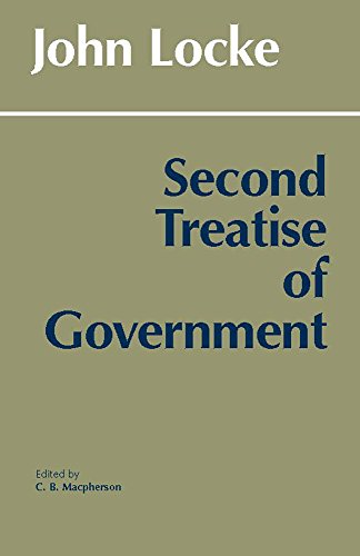 9780915144860: Second Treatise of Government (Hackett Classics)