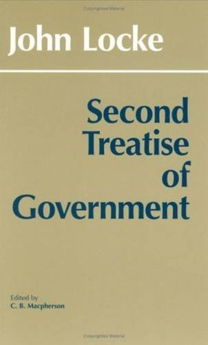 9780915144938: Second Treatise of Government (Hackett Classics)