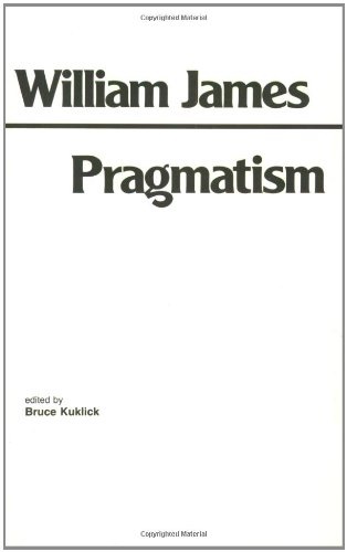 essays on pragmatism by william james