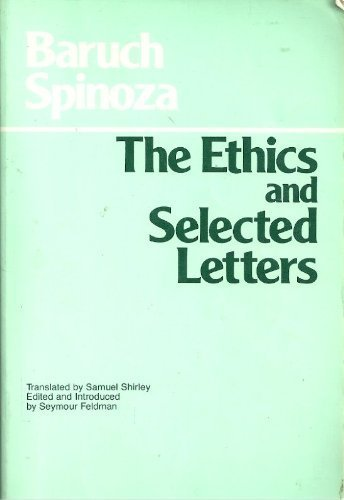 9780915145195: The Ethics and Selected Letters