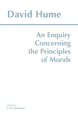 9780915145454: An Enquiry Concerning the Principles of Morals (HPC Philosophical Classics Series)