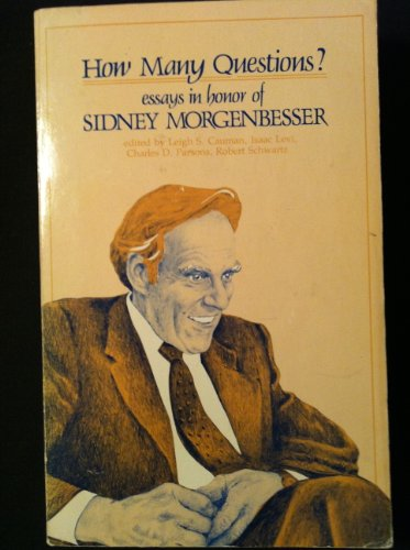 9780915145584: How many questions?: Essays in honor of Sidney Morgenbesser