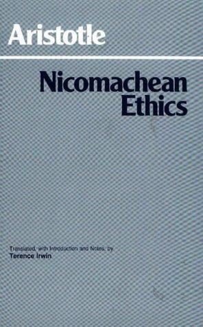 Nicomachean Ethics: Aristotle