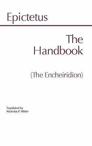 9780915145690: The Handbook (The Encheiridion) (HPC Philosophical Classics Series)
