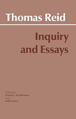 9780915145850: Inquiry and Essays